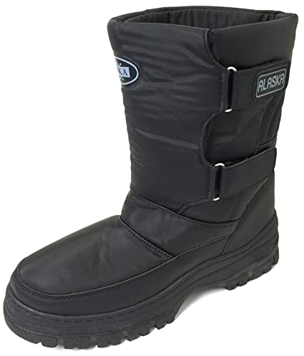 Amazon.com | VK-3100CS Men's Snow Boots Winter Boots Cold Weather ...