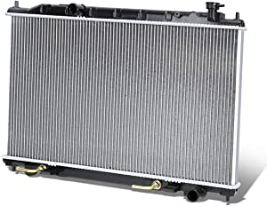 DPI 2578 OE Style Aluminum Core High Flow Radiator Replacement for 03-07 Murano AT/MT