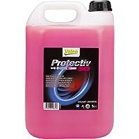 radiador de líquido Organ.Protectiv 50-35? Mantenimiento del coche de color rosa