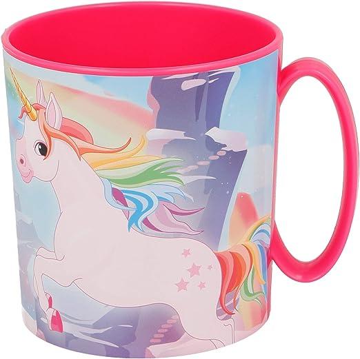 Stor Unicornios | Taza para niños y niñas con diseño de Personajes ...