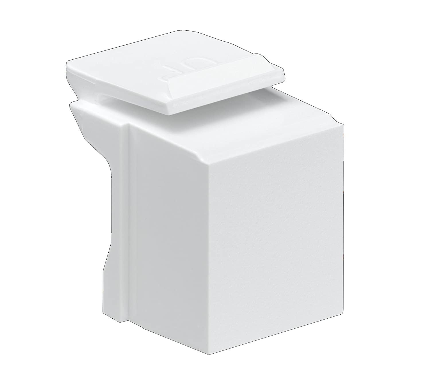 New Leviton Network Solutions Blank Space Quickport Insert