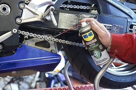 Limpia Cadenas - WD-40 Specialist Motorbike - Spray 400ml