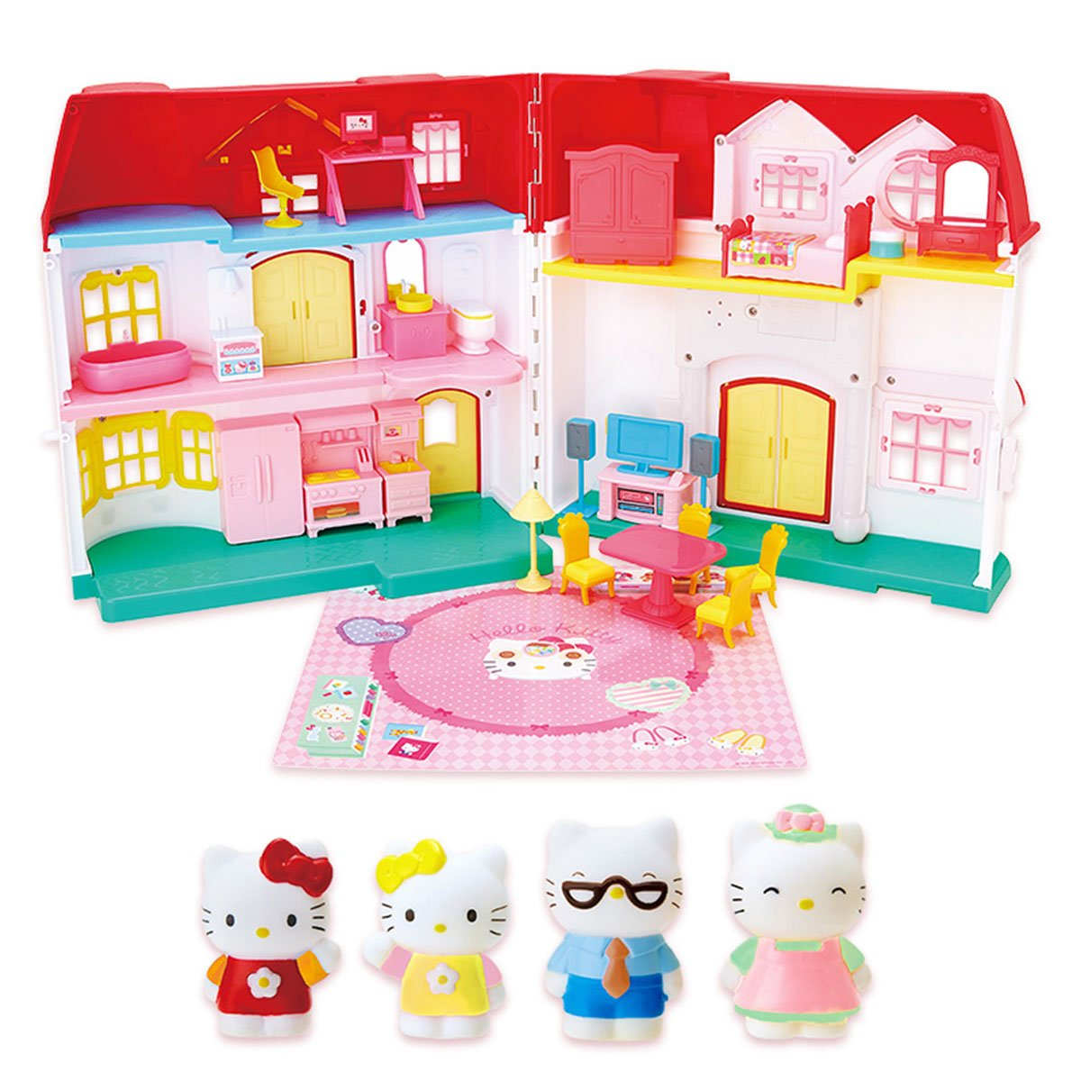 [Hello Kitty] Dollhouse DX