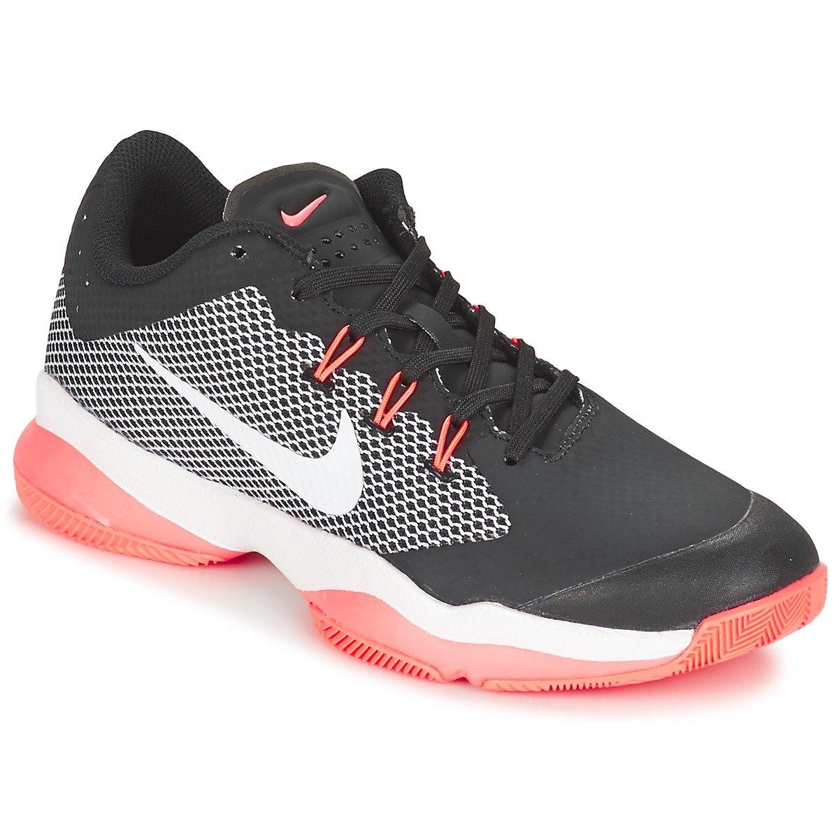 NIKE Women's Air Zoom Ultra Tennis Shoes B01FSDI24Y 11 B(M) US|Black/Pink