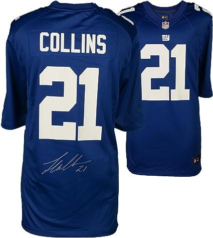 check out 38e78 e717e low cost giants color rush jersey landon collins 28f5c 1ec09