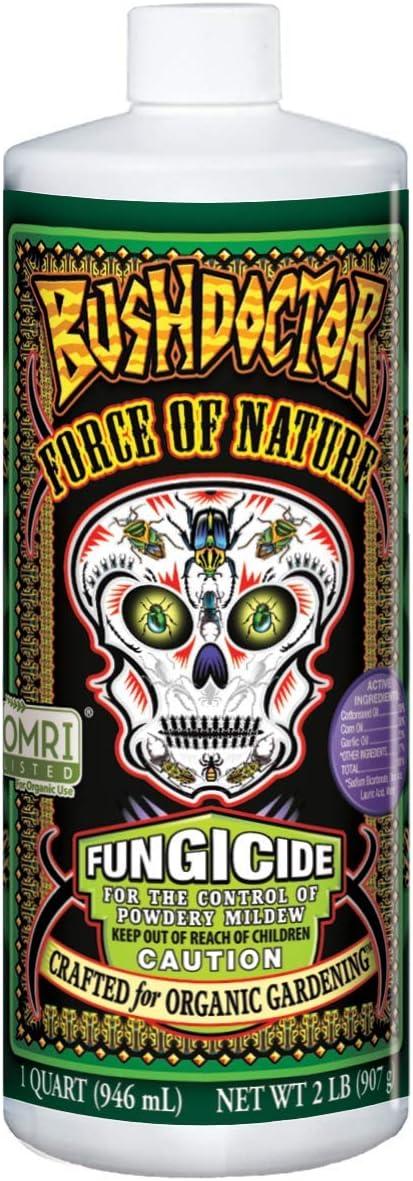 FoxFarm Bush Doctor Force of Nature Fungicide (concentrate) 1 qt