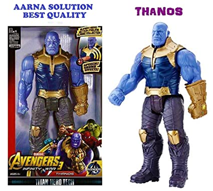 Buy AARNA SOLUTIONS Thanos Avengers Infinite War Super Hero