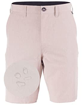 Visive Mens Hybrid Board Shorts