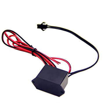 Amazon.com : 12v Inverter, Controller Series for el wire, el tape ...