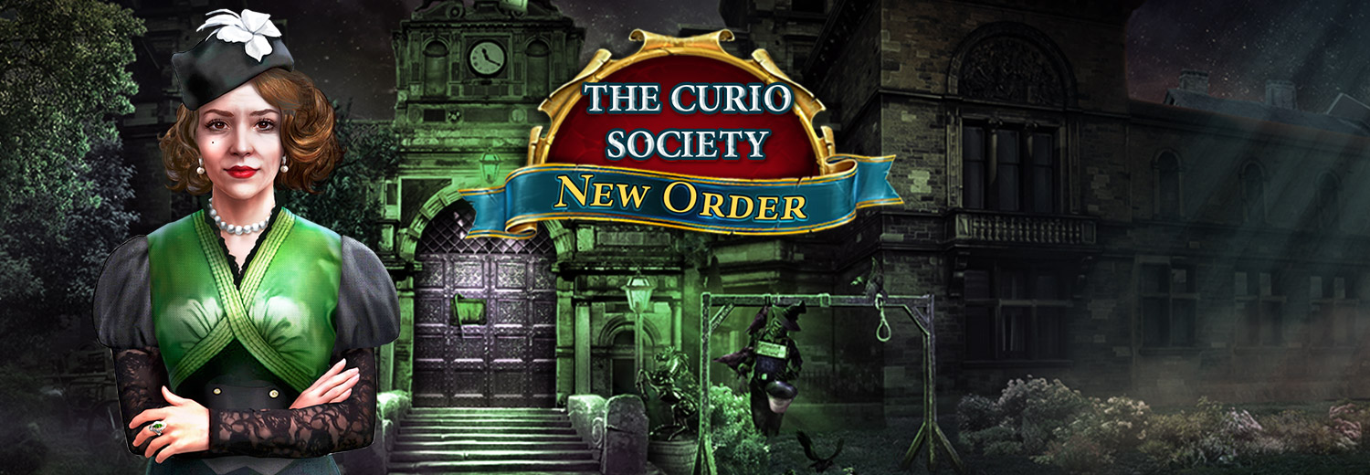 Romance Computer - The Curio Society: New Order [Download]
