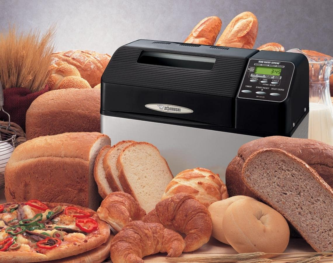 Amazon.com: Panificadora Zojirushi Home Bakery Supreme de 2 ...