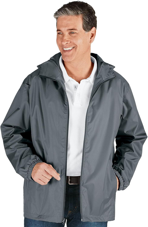 Carol Wright Gifts Lightweight Rain Jacket