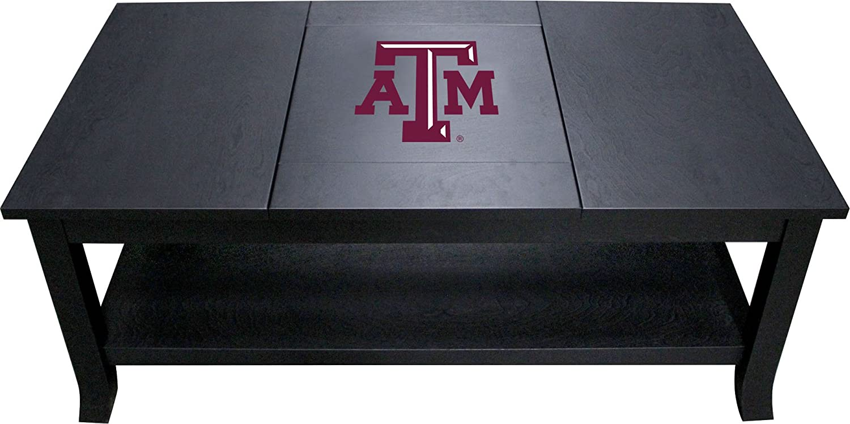 Amazon.com: Imperial Oficial de NCAA Muebles: mesa de centro ...