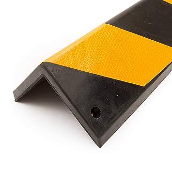 Technikplaza Safety Winkelschutzprofil Schwarz Gelb 1 Stuck