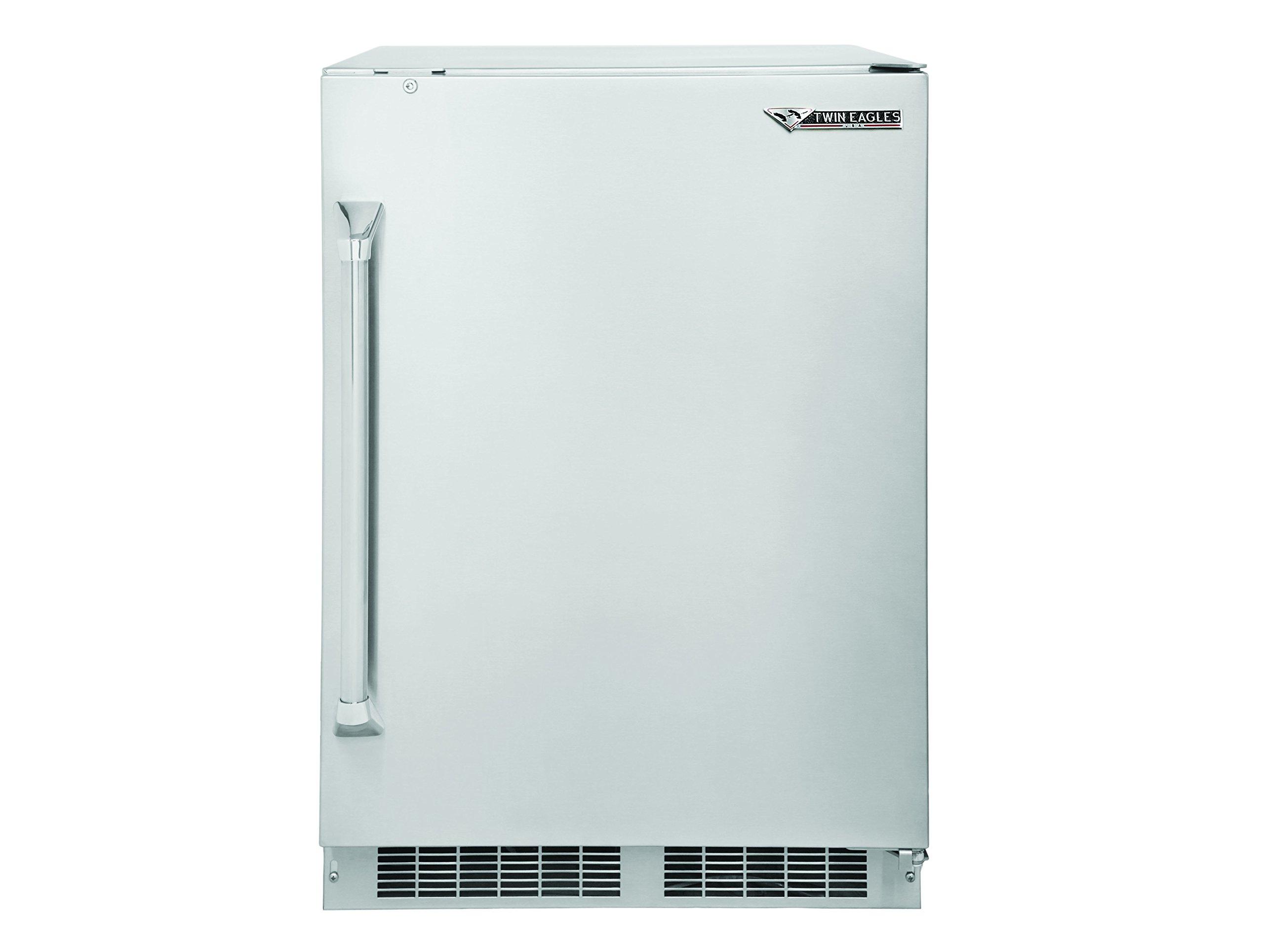 Twin Eagles 24 Inch Outdoor Refrigerator