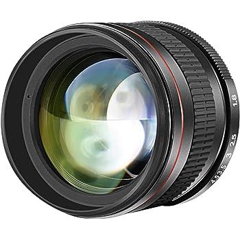 4ef528e618010 Neewer 10089444 Lente Retrato Telefoto Asférica Multicapa para Cámaras DSLR