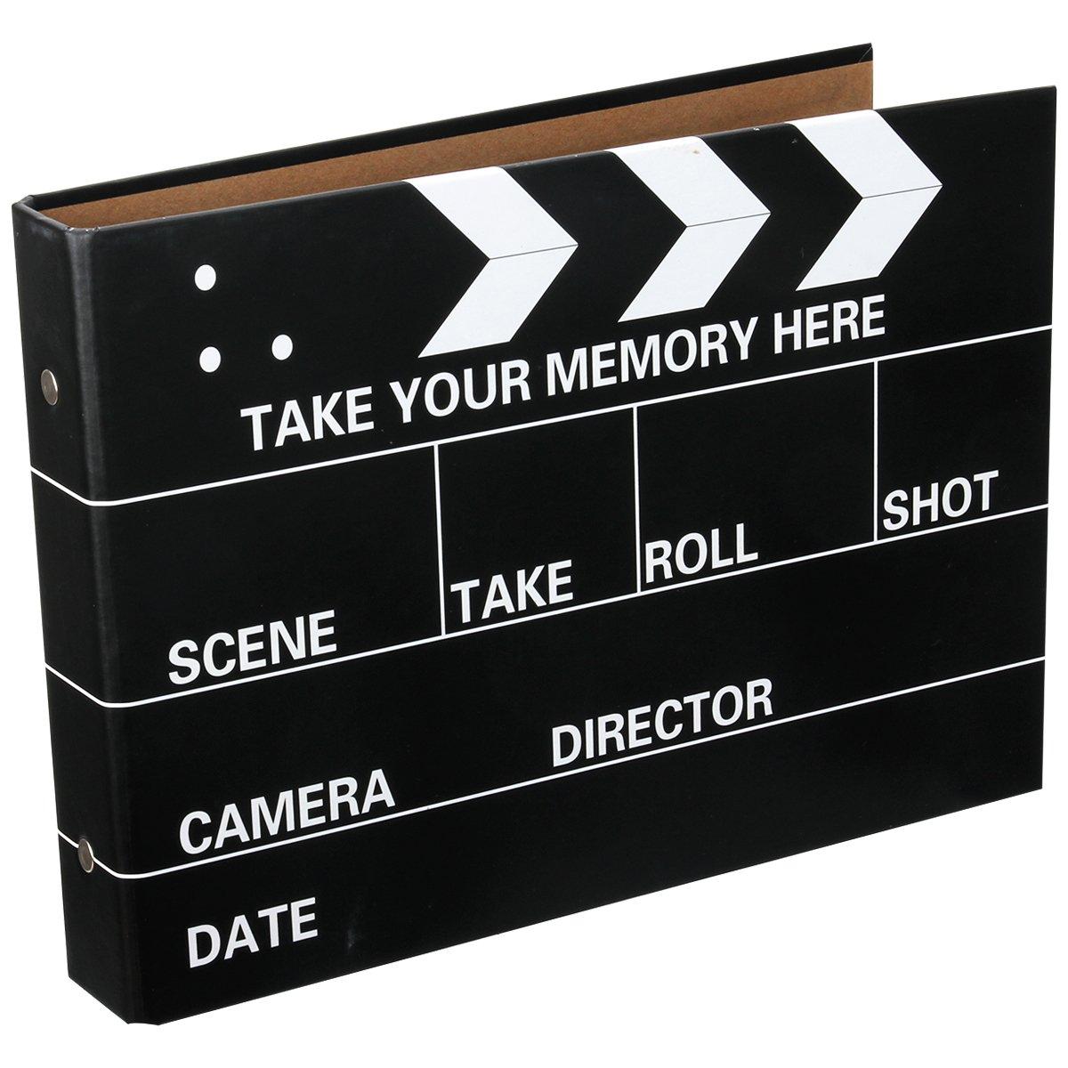 [Fujifilm Instax Mini Foto Álbum] - CAIUL 50 Páginas DIY Álbum para Fujifilm Instax Mini 70 7s 8 8+ 9 25 26 50 90/ Pringo 231/ Instax SP-1/ Polaroid PIC-300P Z2300 Film (Flores) Nodartisan