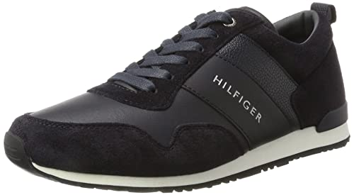 Buy Tommy Hilfiger Men's Iconic Leather