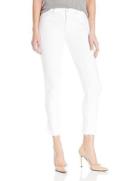 Amazon.com: DL1961 Mara - Pantalones vaqueros rectos para ...