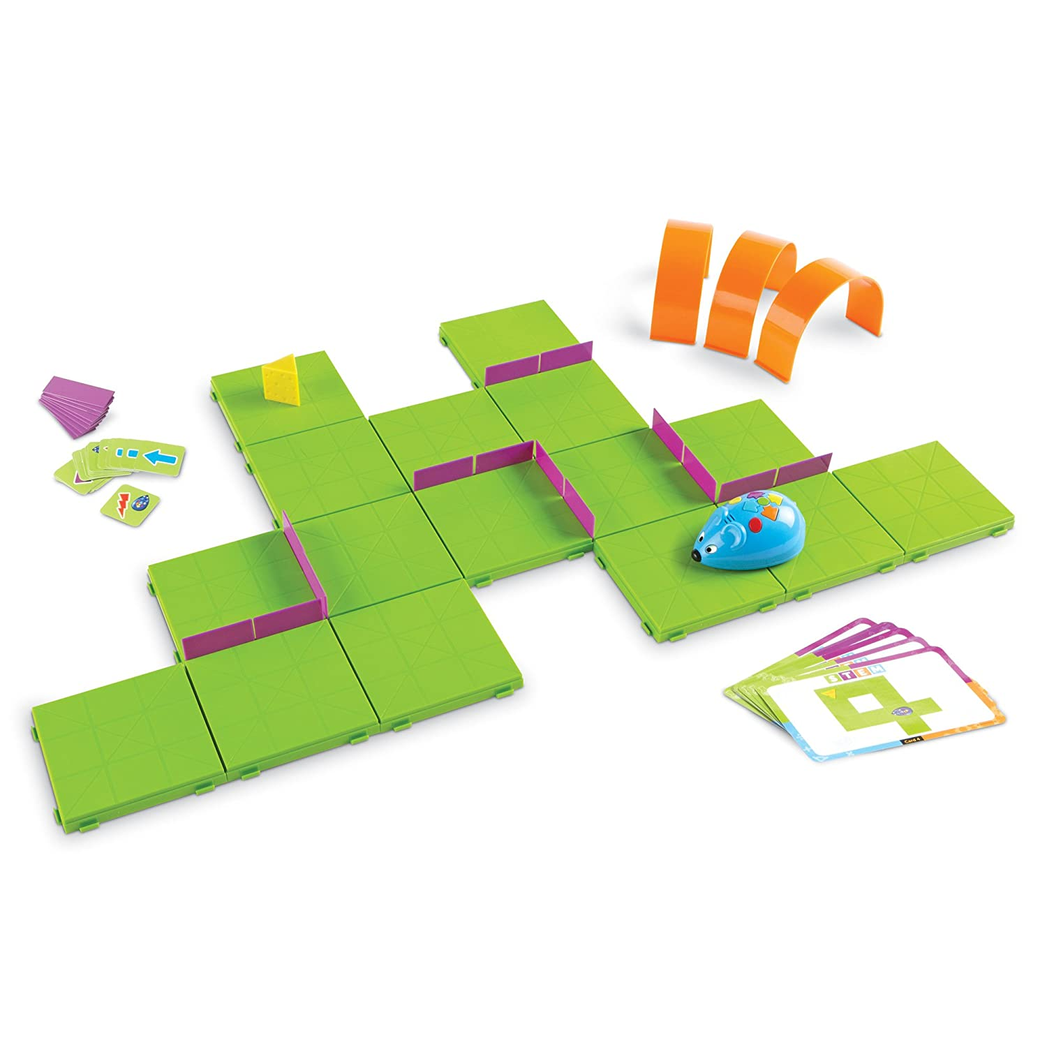 Amazon Learning Resources Code & Go Robot Mouse Activity Set