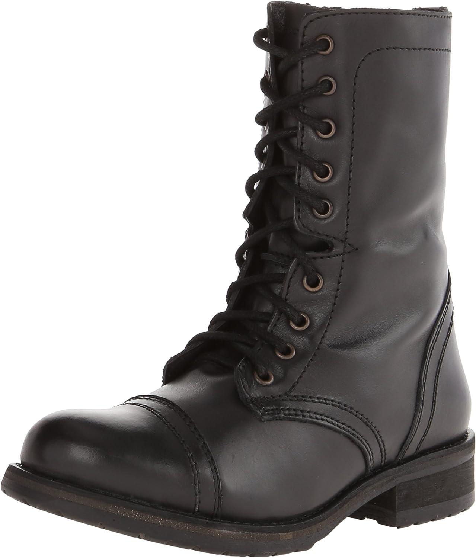 Madden Girl Sargentt Boots cognac par size 7.5