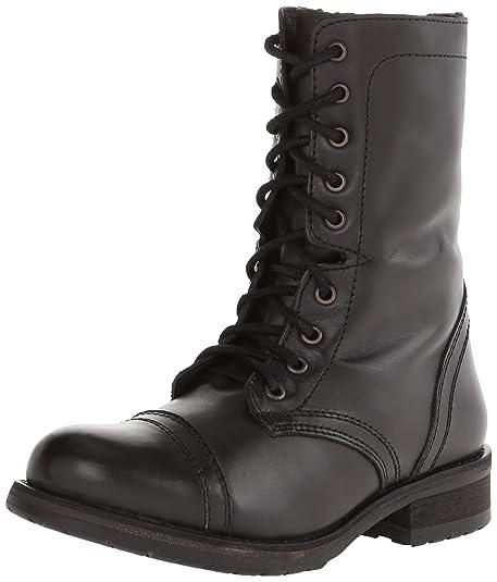 bd5b1002ce1 Steve Madden Women's Troopa2.0 Combat Boot