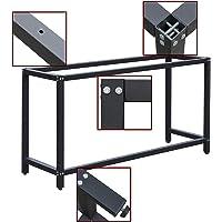 Soporte banco trabajo 50x100x80cm armazón bastidor caballete mesa trabajo empaquetar embalar taller