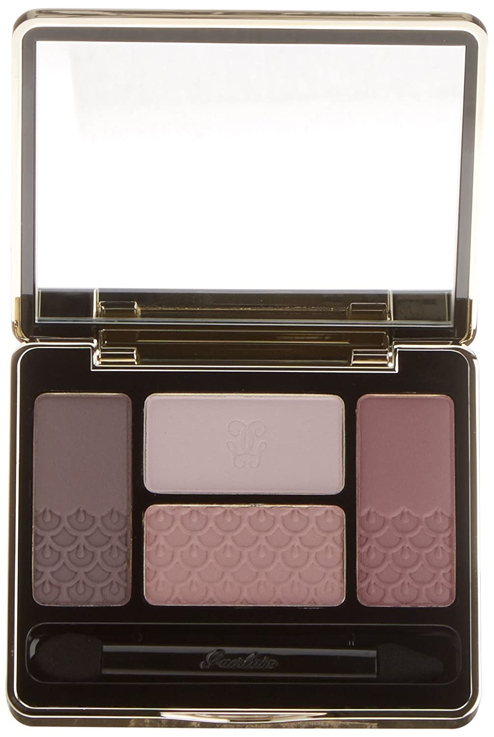 Guerlain Ecrin 4 Couleurs Eye Shadow for Women, Palette No. 17 Les Violines, 0.25 Ounce