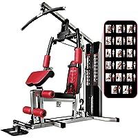 Sportstech Premium 50in1 krachtstation voor EEN allround training | Multifunctionele hometrainer met stepper…