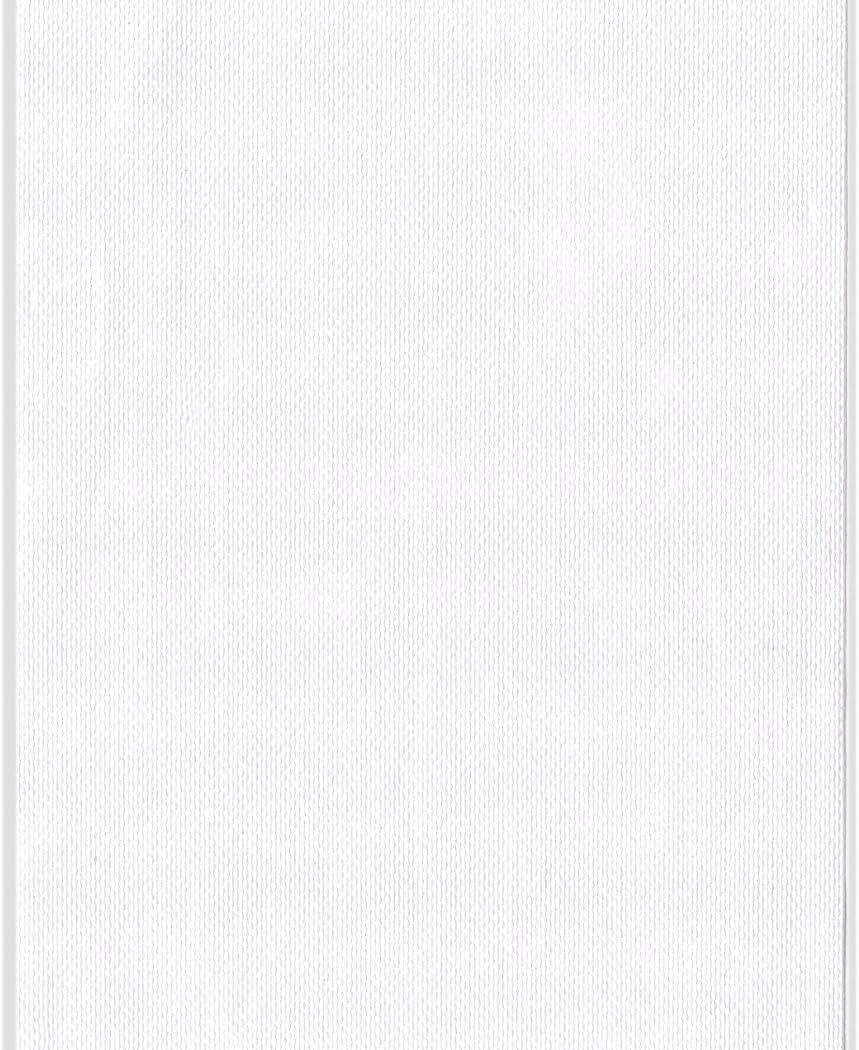 FL10001 White Berwick 4-Inch Wide by 50-Yard Spool Flora Satin Craft Ribbon