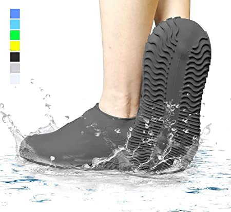 Reusable /& Foldable Travel Rain Boot Cover Kecar❤New Shoe Covers Rainproof /& Anti-Slip Rain Shoe Covers for Men Women Kids Waterproof Rain Shoes Boots Covers Overshoes Galoshes