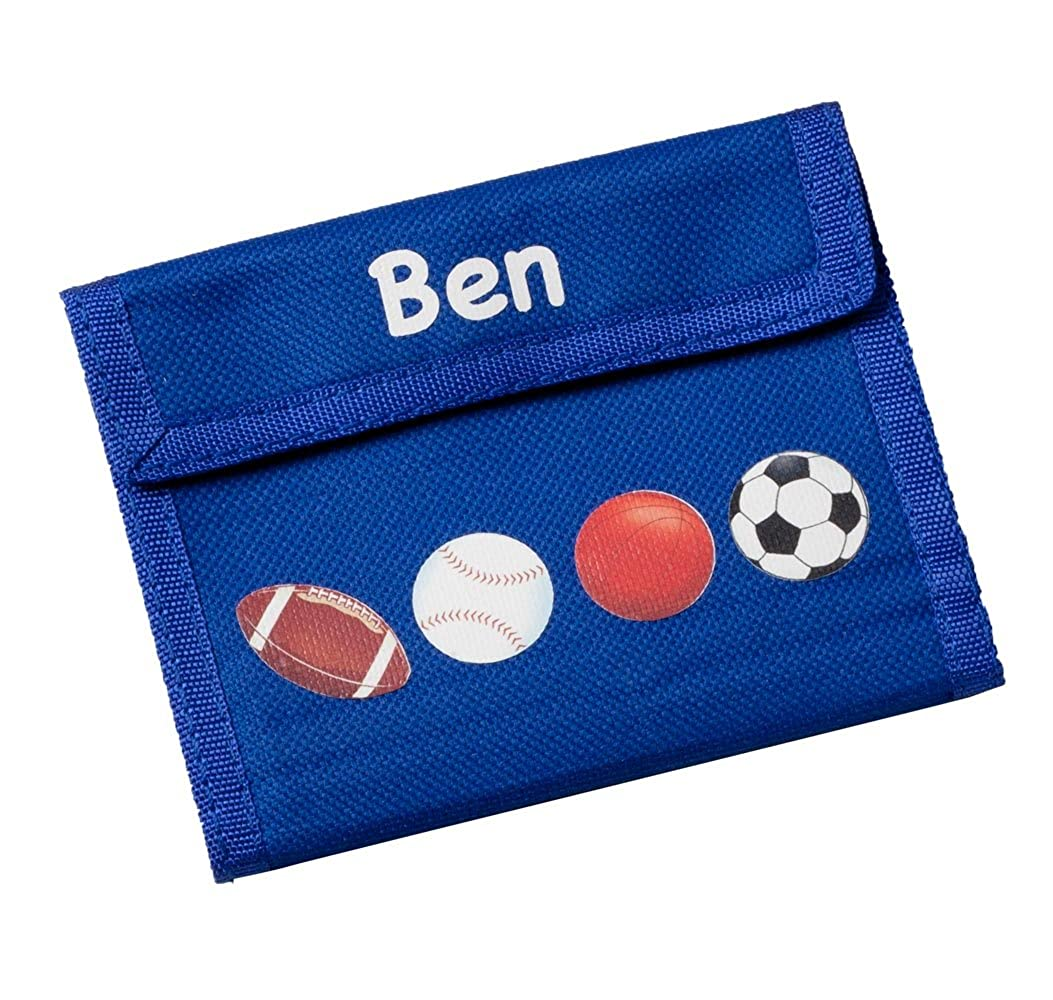Personalized Childrens Wallet Miles Kimball