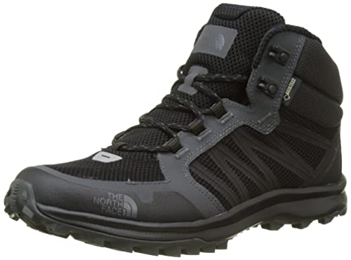 best service cd4ca 2f2dc THE NORTH FACE Men's Litewave Fastpack Mid Gore-tex High Rise Hiking Boots