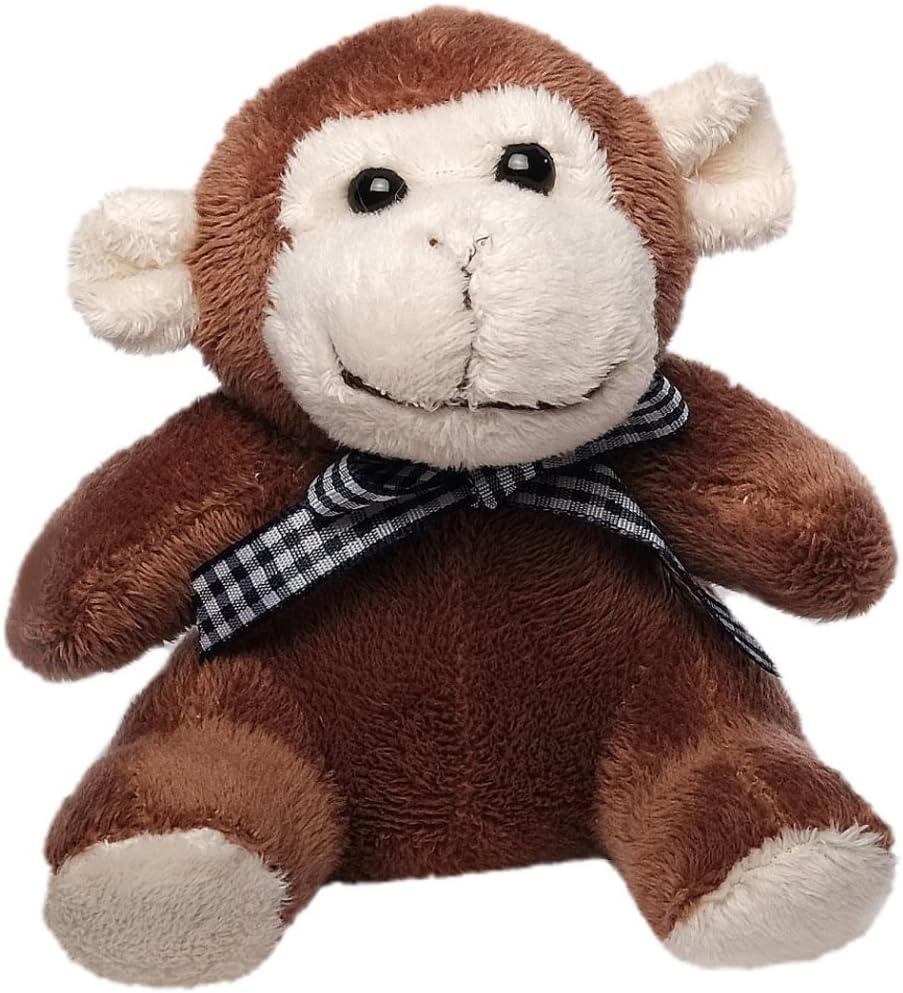 Affe, Braun) - Inware Cuddly Toy Dog Sheep Monkey, Rabbit, Owl ...