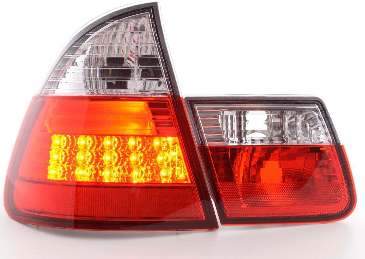 FK Automotive FKRLXLBM8023 LED Feux arri/ère Rouge