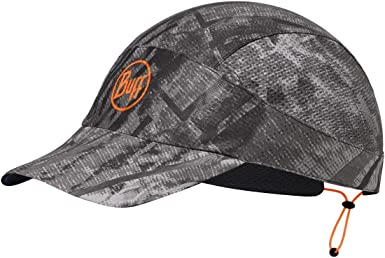 Buff R-City Gorra Pack Run, Unisex Adulto, Grey, Talla única ...