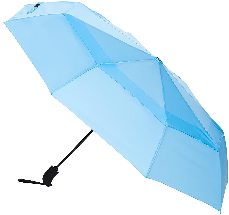 AmazonBasics Umbrella with Wind Vent, Yellow WXD0922WD