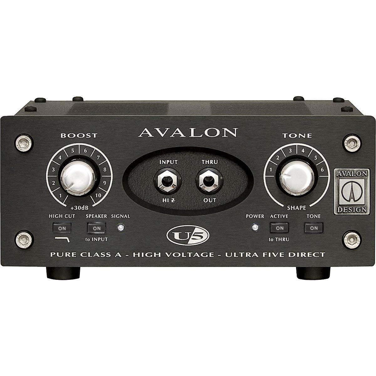 Avalon U5 15th Anniversary Edition Direct Box (Black)