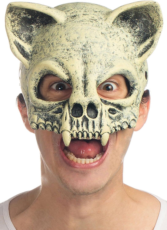 Medieval Cat Skull Mask