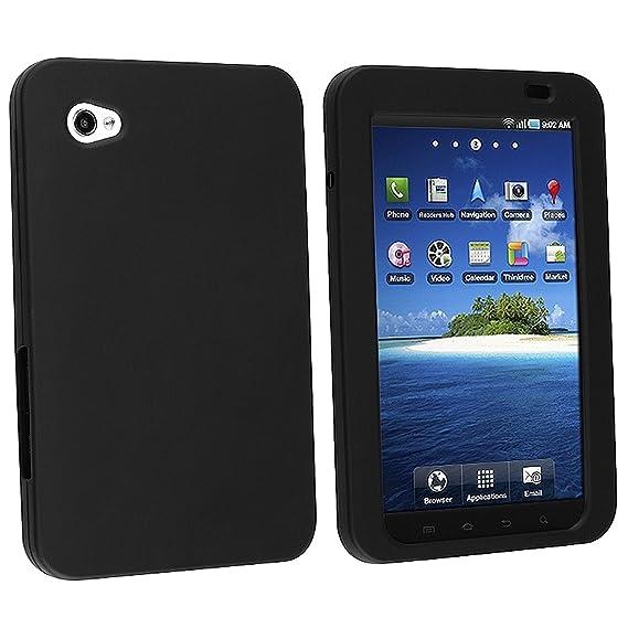 amazon com for samsung galaxy tab p1000 silicone case rubber skin rh amazon com Galaxy Tab Case with Keyboard Samsung Galaxy Tab 2