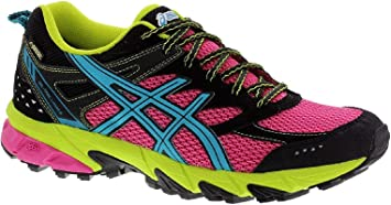 Asics Gel Trail Lahar 6 Gore Tex Rosa Zapatos Trail Asics Mujer, Rosa (Rose), 37: Amazon.es: Zapatos y complementos