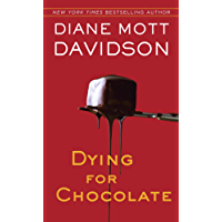 Dying for Chocolate (Goldy Schulz Book 2)