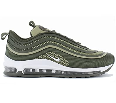 Nike - Basket Air Max 97 UL 17 GS 917998-300 Kaki - Couleur Vert ... f9ad820433cb