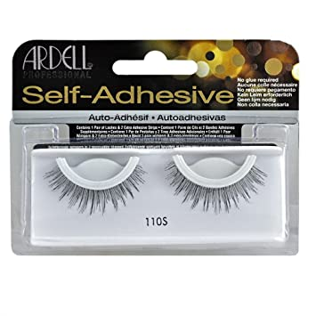 28d725e99c1 Amazon.com : Ardell Self-Adhesive Lashes, 110S : Fake Eyelashes And  Adhesives : Beauty