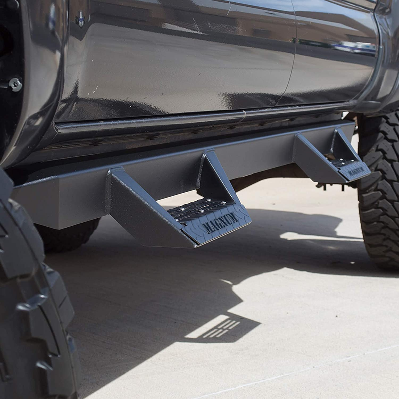 Innovative Creations ICI RTS36DG Magnum Rt Steps Fits 2019 Dodge Ram 1500 Quad Cab Ext