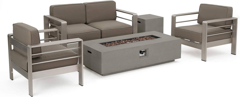 Amazon.com: Crested Bay Patio Furniture. Set de sofa ...