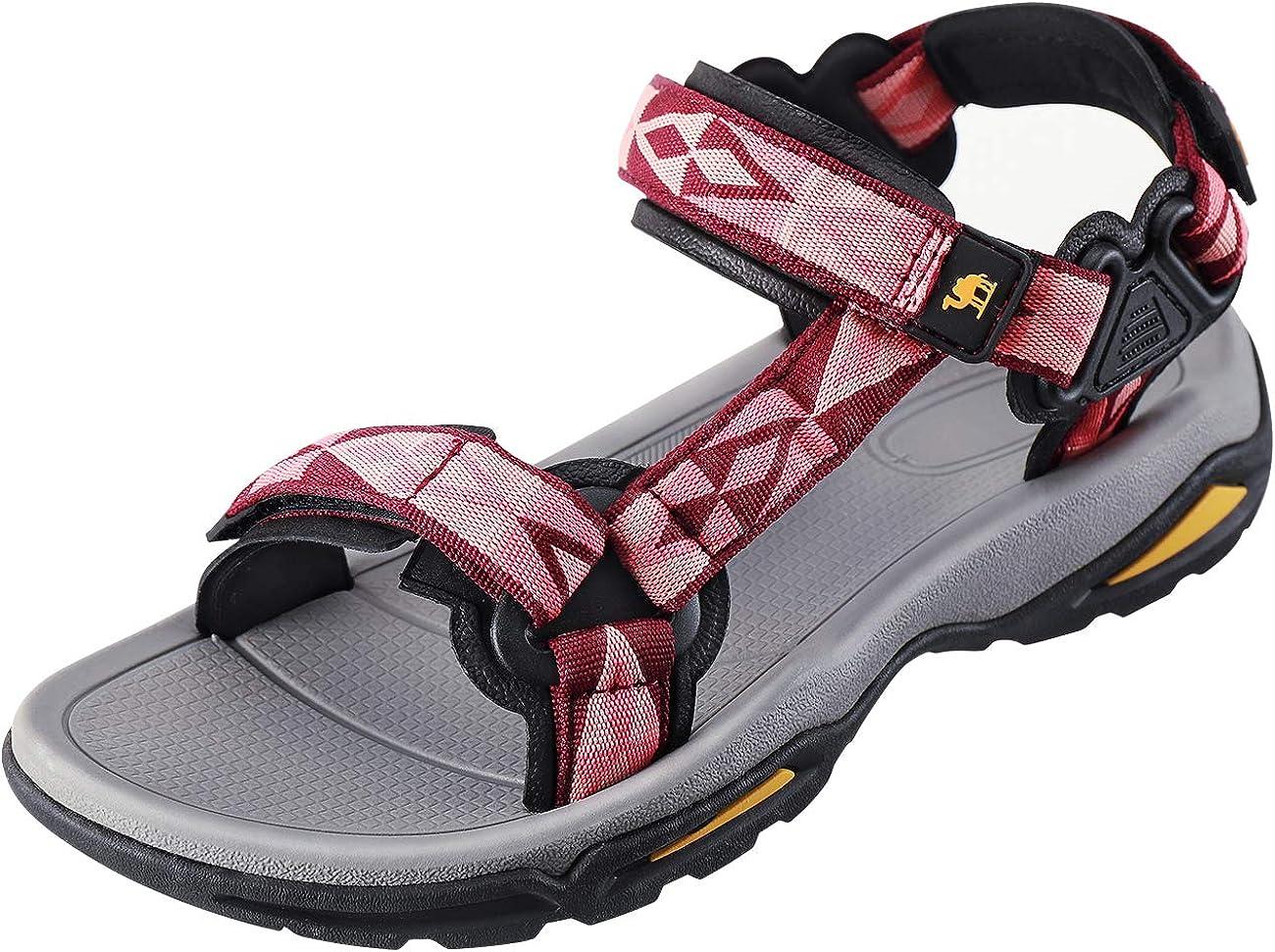 CAMEL CROWN Waterproof Hiking Sandals
