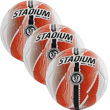 70991c49aa9e4 Bola Futsal Infantil Stadium Centurion 200 (Sub 13) Termotec  Amazon ...