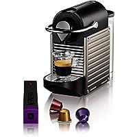 Krupes Nespresso Pixie Máquina espresso Encendido automático gris