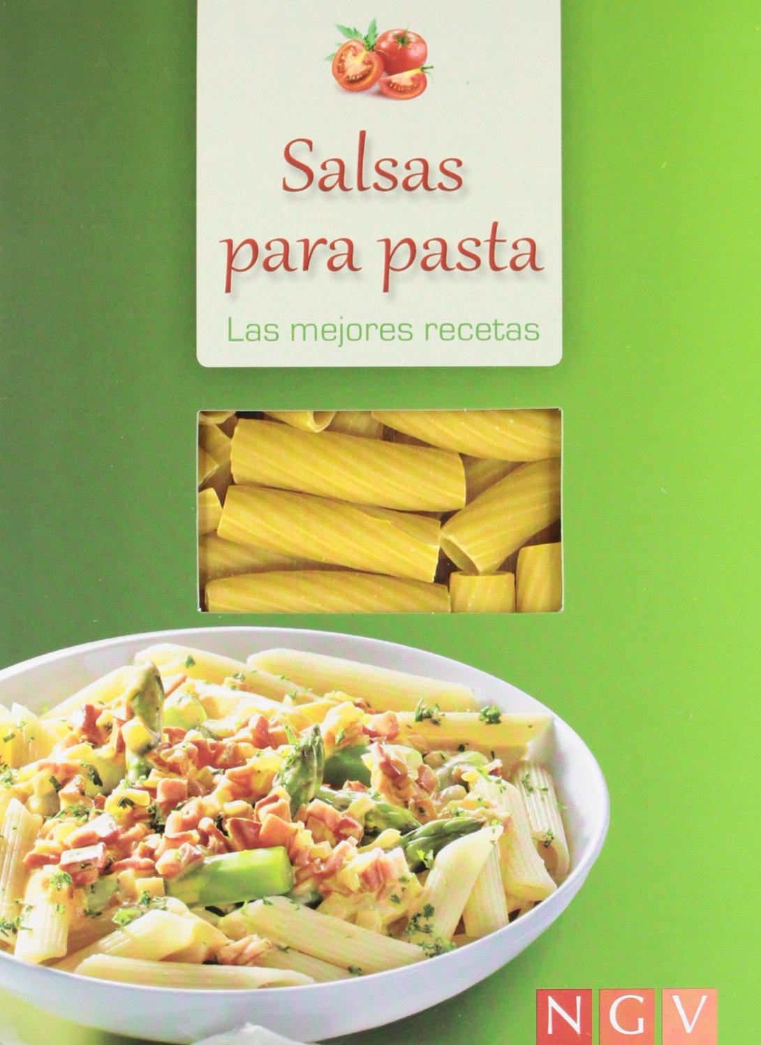 SALSAS PARA PASTA (Spanish) Paperback – 2013